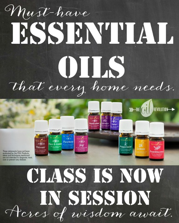Must-Have Essential Oils that Every Home Needs...