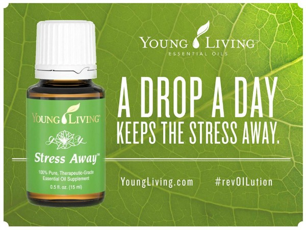 A drop a day keeps the stress away!