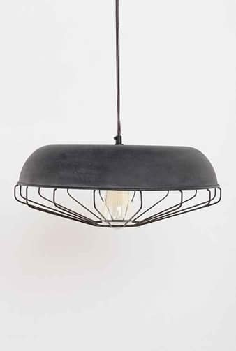 Caged Pendant Lamp | Urban Outfitters