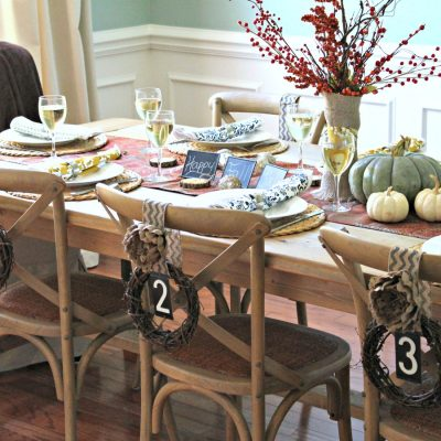 Fall is Comin': Decor and Crafts