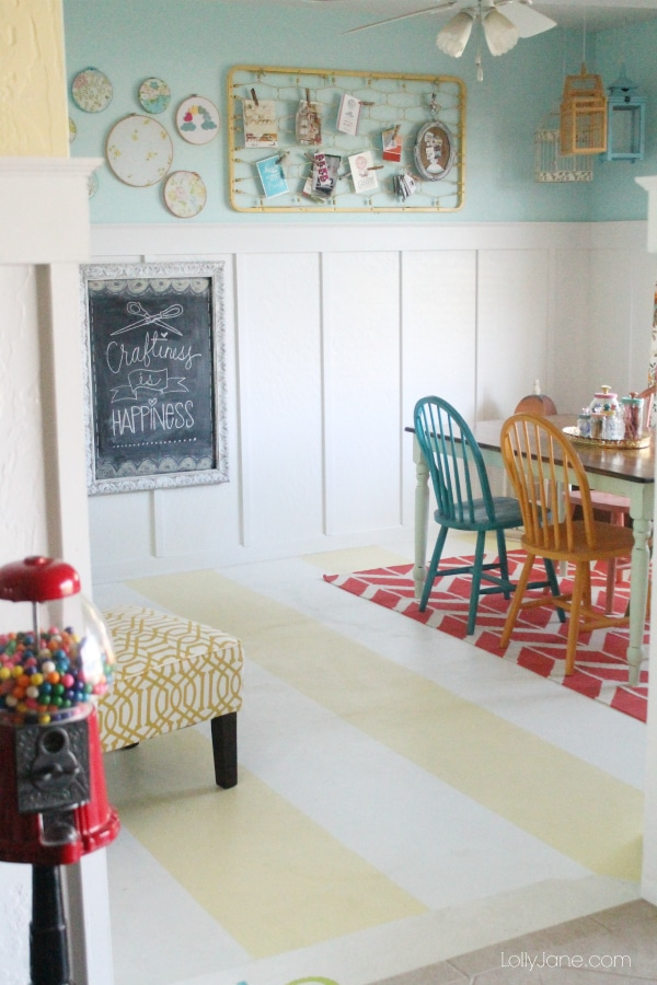 Tips on Painting Concrete Floors