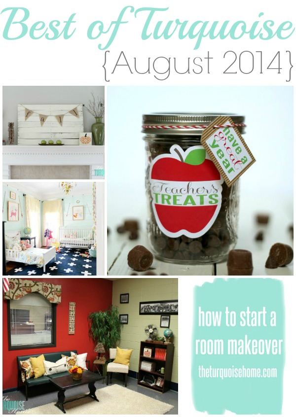 Best of Turquoise {August 2014}