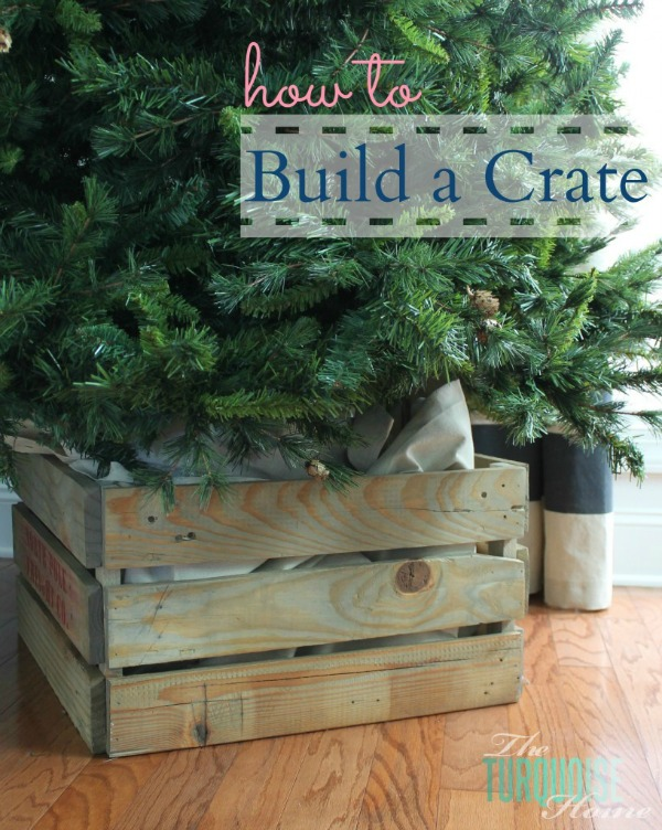 DIY Pallet Crate