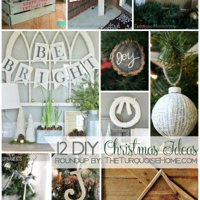 12 DIY Christmas Ideas