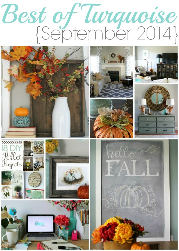 Best of Turquoise {September 2014}