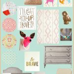 Baby Girl's Woodland Nursery Inspiration