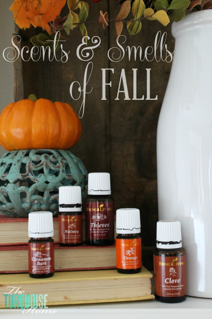 The Scents And Smells Of Fall The Turquoise Home