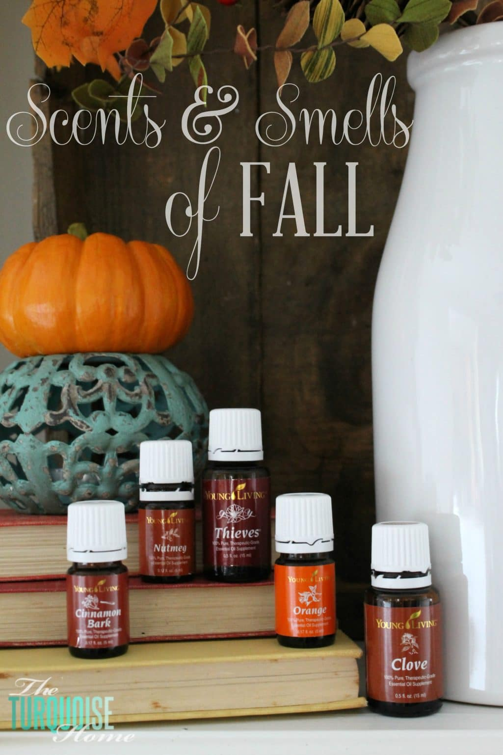 Fall Essential Oils Giveaway!