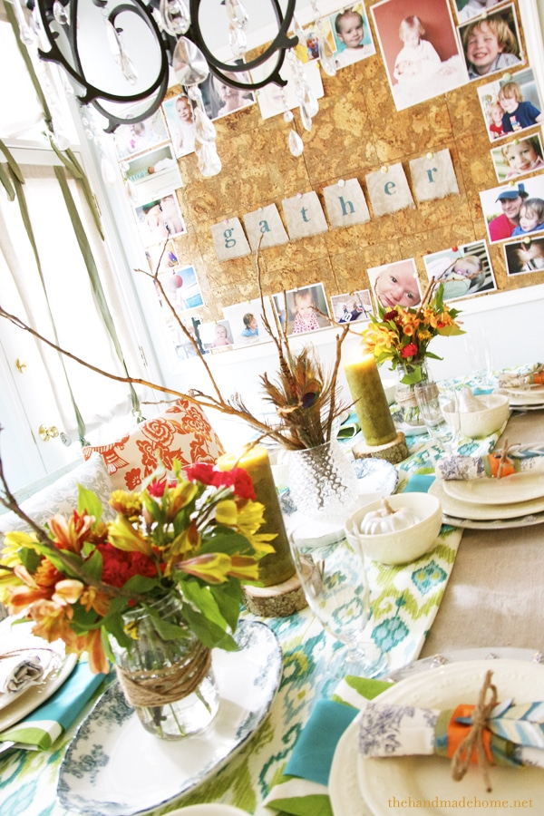 27 Gorgeous Thanksgiving Tablescapes |Bright and Cheerful Fall Table Decor