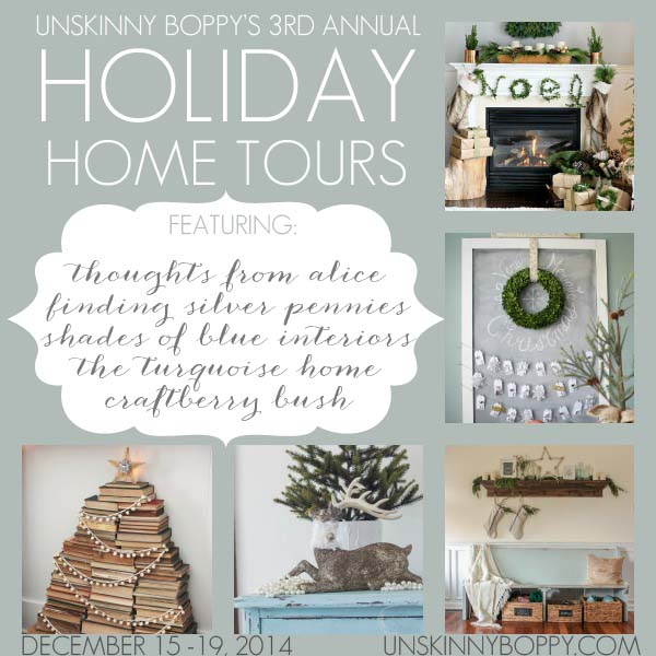 Unskinny Boppy's 3rd Annual Holiday Home Tours