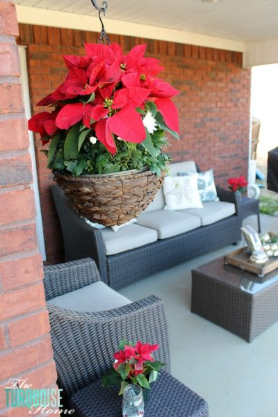 Back Porch Spruce Up   TheTurquoiseHome.com