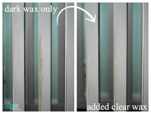 How to Apply Annie Sloan Dark Wax | TheTurquoiseHome.com