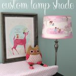 How to Make a Custom Lamp Shade