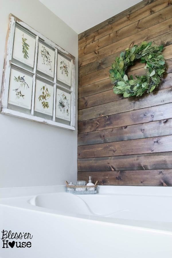 how-to-install-bathroom-plank-wall