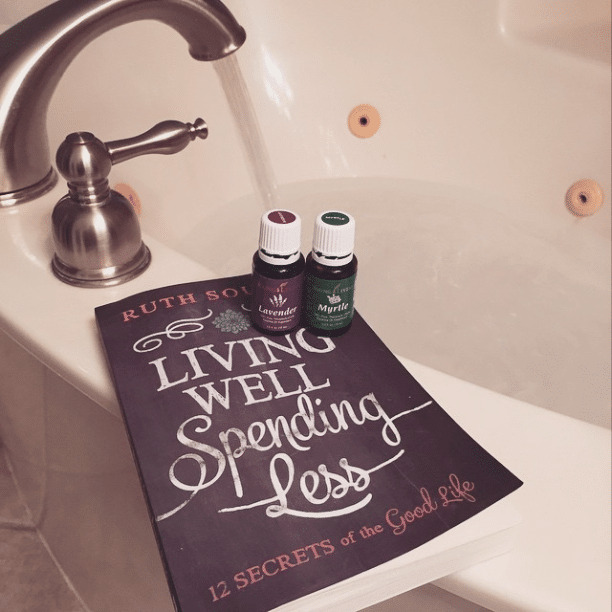 I'm totally recommend Living Well Spending Less by Ruth Soukup | TheTurquoiseHome.com