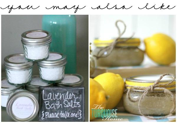 Homemade All-Natue Body Butter Recipe   TheTurquoiseHome.com