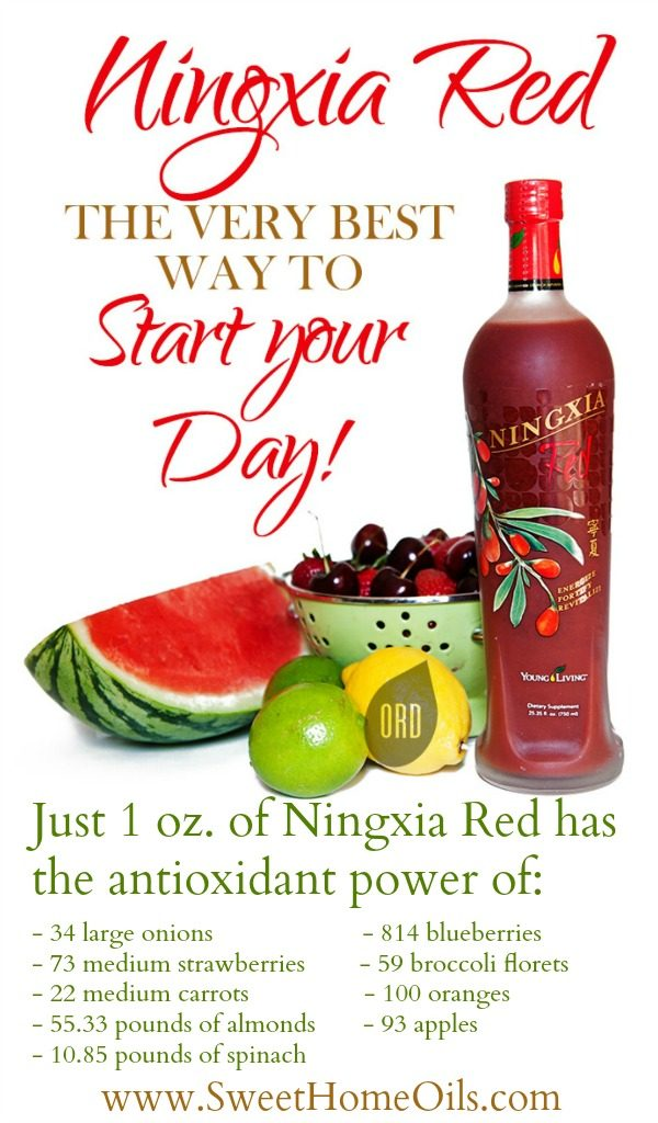 Ningxia Red: Powerful Antioxidant Drink | TheTurquoiseHome.com