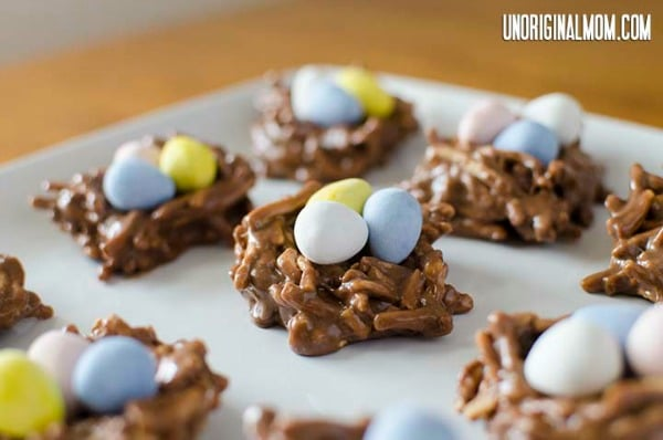 chocolate-peanut-butter-nests