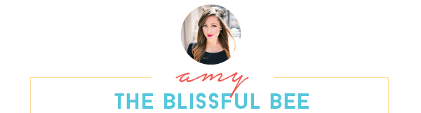 Work It Wednesday Link Party | Amy @ The Blissful Bee