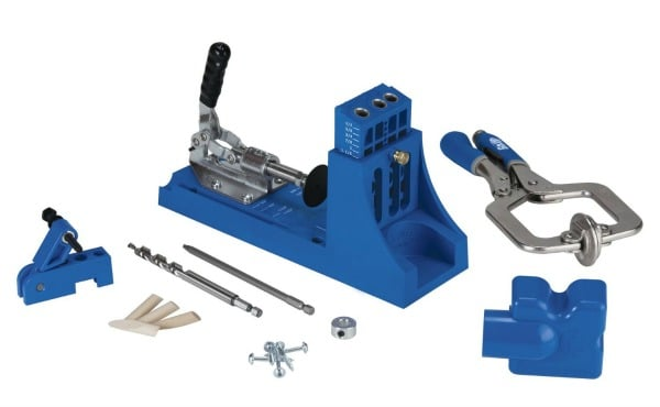 5 Must-have Tools for the DIYer | Kreg Jig | TheTurquoiseHome.com