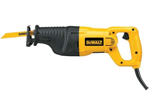 5 Must-have Tools for the DIYer | Reciprocating Saw| TheTurquoiseHome.com