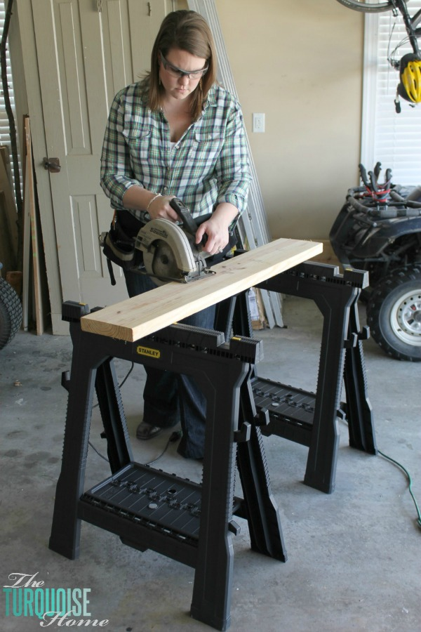 5 Must-have Tools for the DIYer | Circular Saw | TheTurquoiseHome.com