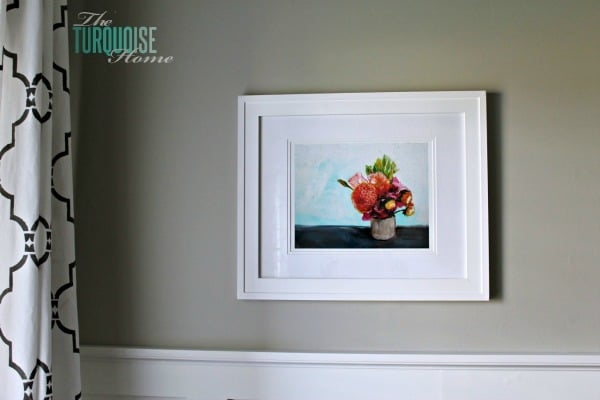 Summer Bouquet by Mai Autumn | TheTurquoiseHome.com
