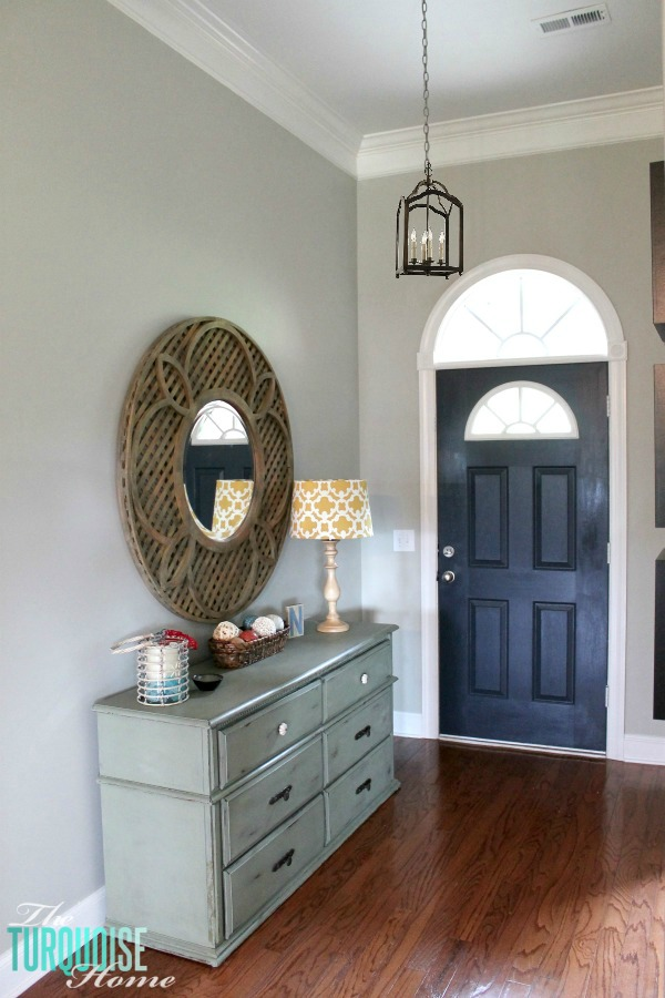 Which lantern is your favorite? 5 Favorite Entry Way Lanterns via TheTurquoiseHome.com