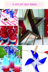 5 4th of July Ideas | Roundup at TheTurquoiseHome.com