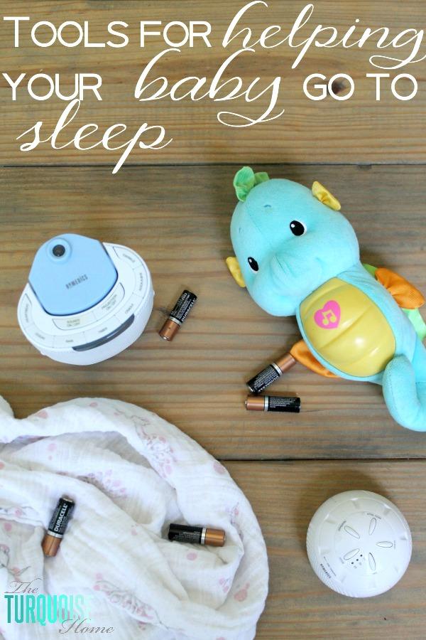 Experienced Mama Tips: Getting Baby to Sleep