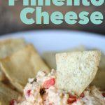 Spicy White Pimento Cheese