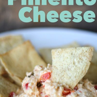 Spicy White Pimento Cheese