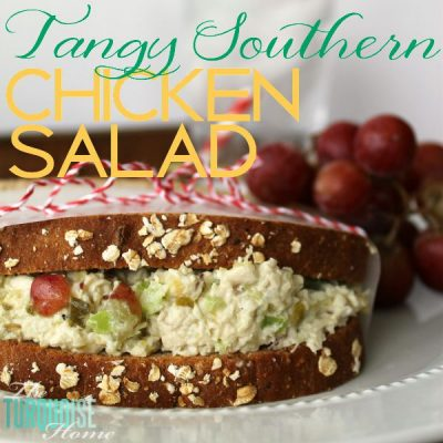 Tangy Southern Chicken Salad