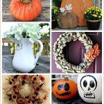 Fall Decor Ideas + Work it Wednesday No. 113