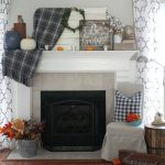Grateful Fall Mantel