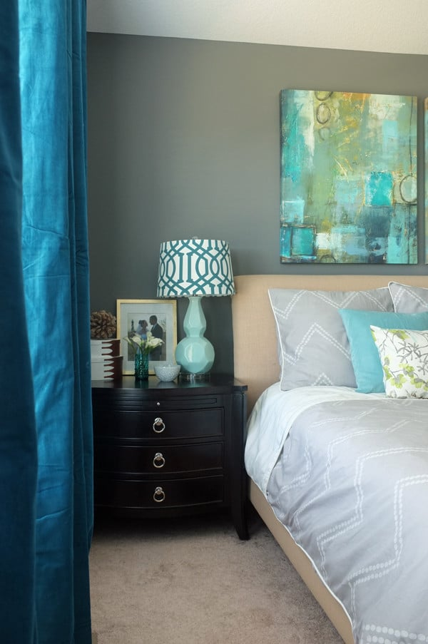 master-bedroom-teal-and-lime