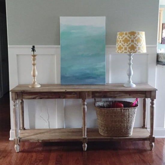 Console Styling 101 - this needs your help!   TheTurquoiseHome.com