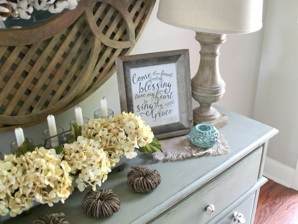 The Keys to Decorating your Home {starting right where you are} | TheTurquoiseHome.com