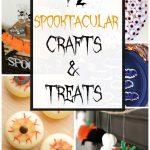 12 Spooktacular Crafts and Treats