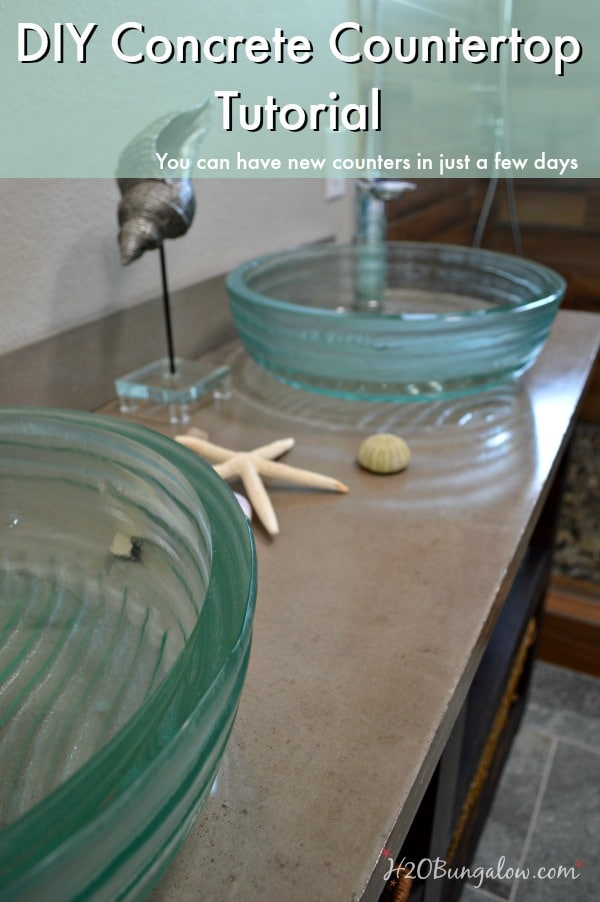 DIY-concrete-countertop-tutorial-you-can-have-new-countertops-in-just-a-few-days-H2Obungalow