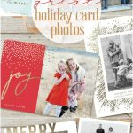 How to Get Great Holiday Card Photos + a giveaway