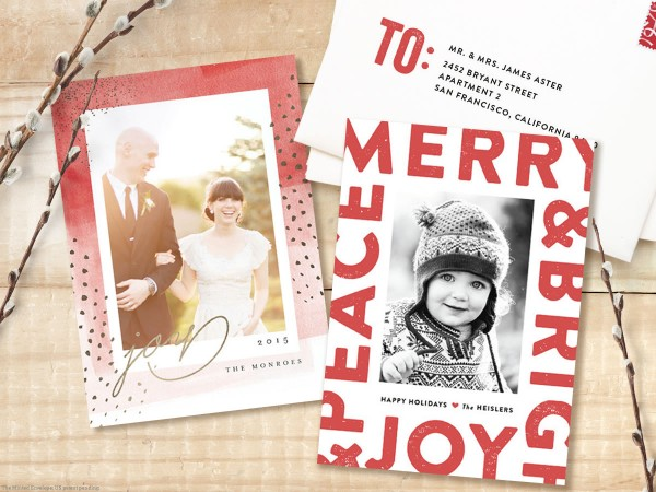 Are you always running around at the last minute trying to get the perfect picture for your Christmas cards? Try these 4 tips for getting a great holiday card photo. You're welcome! | #ad