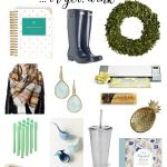 My Favorite Gifts to Give (… or get, wink!)
