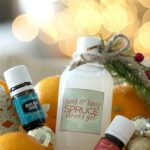 DIY Sweet & Sassy Spruce Shower Gel