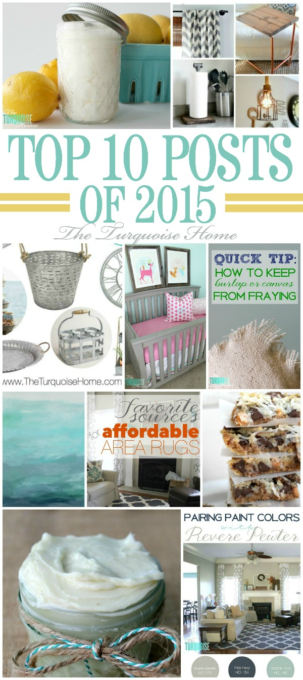 Tops Posts of 2015