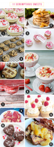 11 Scrumptious Sweets