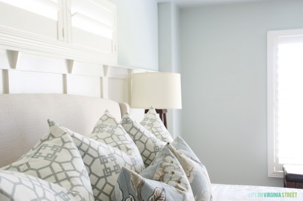 Sea Salt vs. Palladian Blue - Choose Paint Colors without Regrets