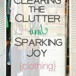 Decluttering the Master Closet: The KonMari Method
