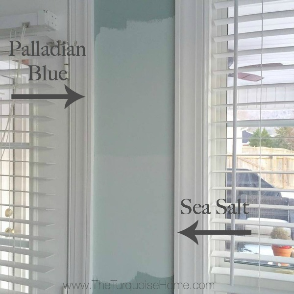Palladian Blue Vs Sea Salt How To Choose A Color Without Regrets