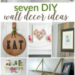7 DIY Wall Decor Ideas